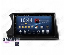 Штатная магнитола SsangYong Actyon 2006-2013 - Android 8.1 (9.0) - SMARTY Trend