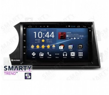 Штатная магнитола SsangYong Actyon 2006-2013 - Android 7.1 - SMARTY Trend