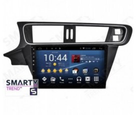 Штатная магнитола Citroen C3-XR 2015+ - Android 8.1 (9.0) - SMARTY Trend