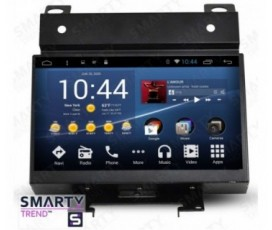 Штатная магнитола Land Rover Freelander 2 - Android 8.1 (9.0) - SMARTY Trend