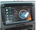 Штатная магнитола Volkswagen Sharan - Android 4 - CA-FI Dashlinq4
