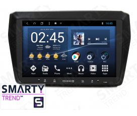 Штатная магнитола Suzuki Swift / Dzire - Android 8.1 (9.0) - SMARTY Trend