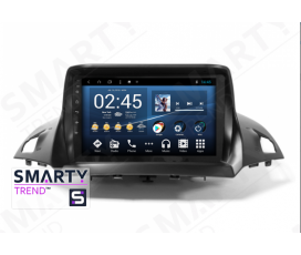 Штатная магнитола Ford Kuga 2013+ - Android 8.1 (9.0) - SMARTY Trend