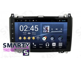 Штатная магнитола Mercedes-Benz Vito - Android 8.1 (9.0) - SMARTY Trend