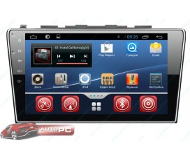 "Штатная магнитола Honda CR-V 2006-2012 - SMARTY Trend - Full Touch 10.1"" - Android 4+"
