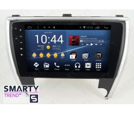 Штатная магнитола Toyota Camry V50 2011-2014 - Android 8.1 (9.0) - SMARTY Trend