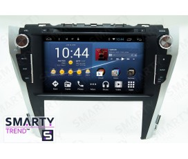 Штатная магнитола Toyota Camry V55 2014-2015 - Android 8.1 (9.0) - SMARTY Trend