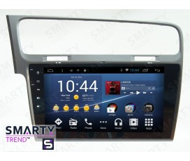 Штатная магнитола Volkswagen Golf VII - Android 7.1 (8.0) - SMARTY Trend