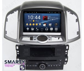 Штатная магнитола Chevrolet Captiva 2011-2014 - Android 8.1 (9.0) - SMARTY Trend