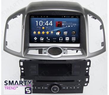 Штатная магнитола Chevrolet Captiva 2011-2014 - Android 7.1 (8.0) - SMARTY Trend