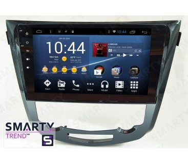 Штатная магнитола Nissan X-Trail 2014 - Android 8.1 (9.0) - SMARTY Trend