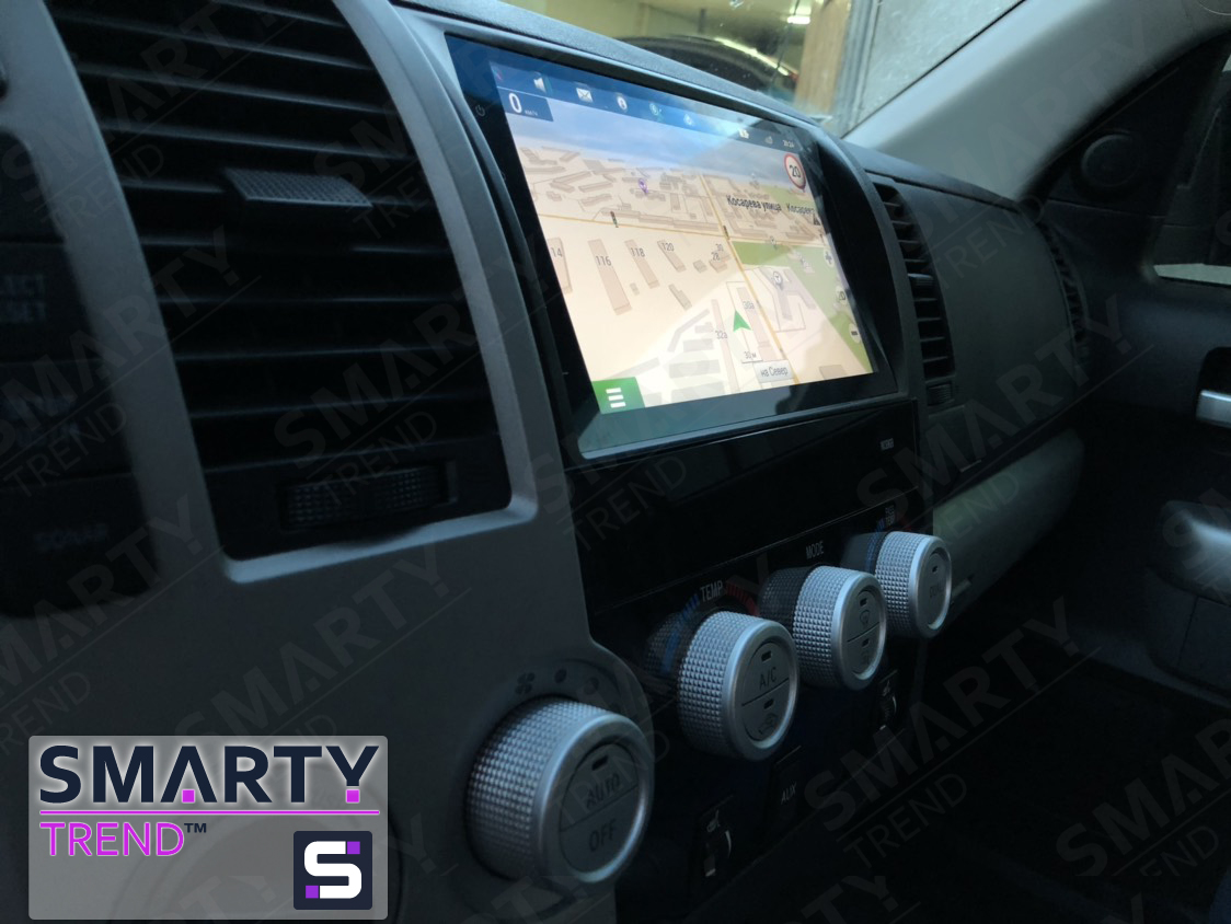 SMARTY Trend head unit for Toyota Tundra