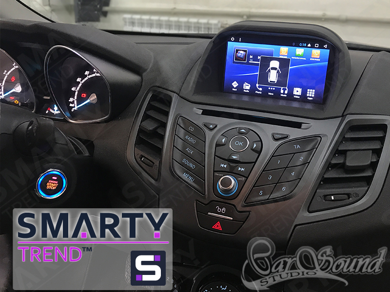 SMARTY Trend для Ford Fiesta