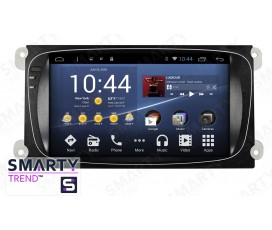 Штатная магнитола Ford S-MAX - Android 8.1 (9.0) - SMARTY Trend