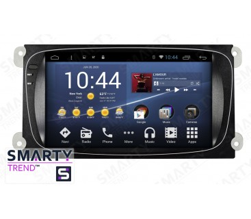 Штатная магнитола Ford S-MAX - Android 4.4 / 5.1 - SMARTY Trend