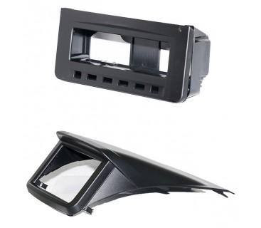 Переходные рамки для установки в автомобиль Mitsubishi L200 и Pajero Sport