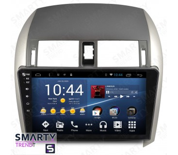 Штатная магнитола Subaru Forester 2013-2016 - Android 4.4 / 5.1 - SMARTY Trend