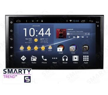 Штатная магнитола KIA Sportage 2004-2010 - Android - SMARTY Trend