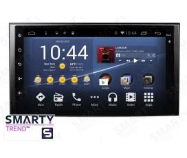 Штатная магнитола KIA Cerato 2003-2009 - Android 8.1 (9.0) - SMARTY Trend