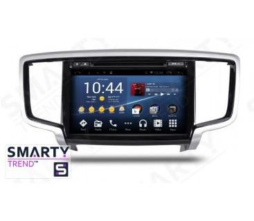 Штатная магнитола Honda Odyssey  - Android - SMARTY Trend