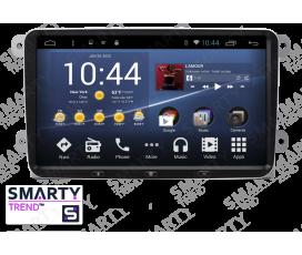 Штатная магнитола Volkswagen Scirocco - Android Android 8.1 (9.0) - SMARTY Trend
