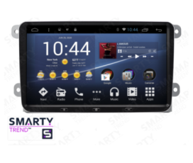 Штатная магнитола Seat Leon - Android 8.1 (9.0) - SMARTY Trend