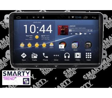 Штатная магнитола Seat Leon - Android - SMARTY Trend