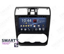 Штатная магнитола Subaru Forester 2013-2016 - Android 8.1 (9.0) - SMARTY Trend