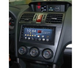 Штатная магнитола Subaru Forester 2008-2012 - Android 8.1 (9.0) - SMARTY Trend