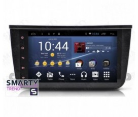 Штатная магнитола Mercedes Benz Smart 2008-2012 - Android 8.1 (9.0) - SMARTY Trend
