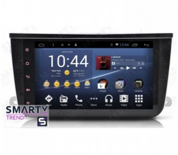 Штатная магнитола Mercedes Benz Smart 2008-2012 - Android - SMARTY Trend