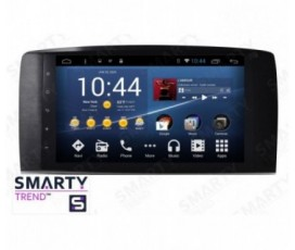 Штатная магнитола Mercedes R-Class (w251) - Android 8.1 (9.0) - SMARTY Trend