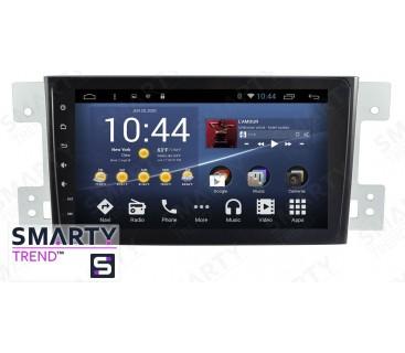 Штатная магнитола Suzuki Grand Vitara - Android - SMARTY Trend