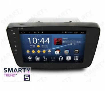 Штатная магнитола Suzuki Baleno - Android - SMARTY Trend