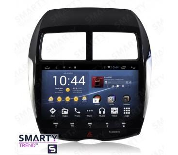 Штатная магнитола Citroen C4 Aircross - Android - SMARTY Trend