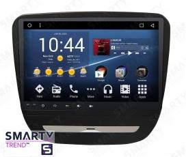 Штатная магнитола Chevrolet Malibu - Android 8.1 (9.0) - SMARTY Trend