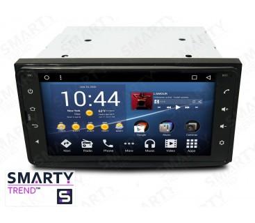 Штатная магнитола Toyota Camry V30 2002-2006 - Android 6.0 - SMARTY Trend
