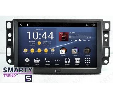 Штатная магнитола Chevrolet Captiva 2006-2011 - Android 6.0 - SMARTY Trend
