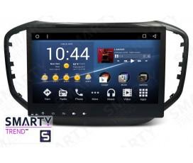 Штатная магнитола Chery Tiggo - Android - SMARTY Trend
