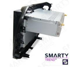 Штатная магнитола Chery Tiggo - Android 6.0 - SMARTY Trend