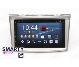 Штатная магнитола Subaru Outback 2009-2014 - Android 8.1 (9.0) - SMARTY Trend