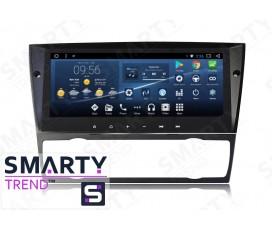 Штатная магнитола BMW 3 Series E90 - Android 7.1 - SMARTY Trend