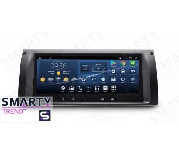 Штатная магнитола BMW 5 Series E39 - Android 7.1 - SMARTY Trend