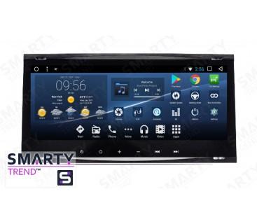 Штатная магнитола Ford Kuga 2008-2012 - Android 7.1 - SMARTY Trend