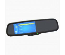 Зеркало заднего вида Prime-X 050D Full HD с регистратором и камерой заднего вида.