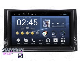Штатная магнитола Hyundai H1 2007-2012 - Android 8.1 (9.0) - SMARTY Trend