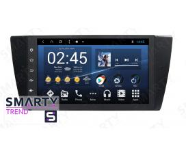 Штатная магнитола BMW 3 Series E90 (Manual / Automatic) - Android 8.1 (9.0) - SMARTY Trend