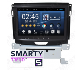 Штатная магнитола Ford Everest 2013-2017 - Android 8.1 (9.0) - SMARTY Trend