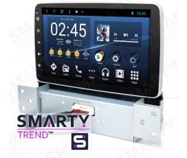 Штатная магнитола Ford Focus IV 2019+ - Android 8.1 (9.0) - SMARTY Trend