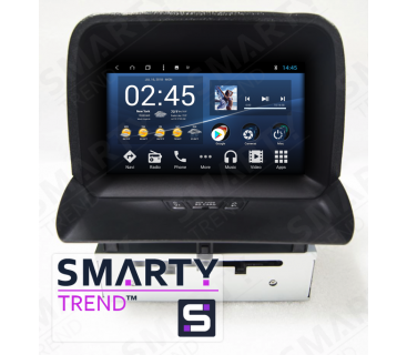 Штатная магнитола Ford Tourneo - Android 8.1 (9.0) - SMARTY Trend